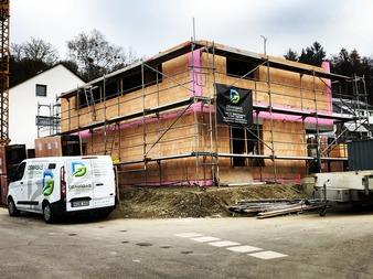 Demirbas Elektrotechnik Bauprojekt Weingarten Familienhaus 2